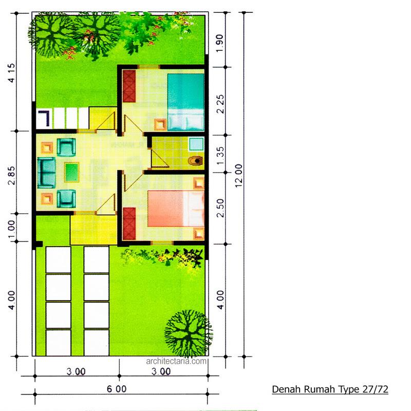 Renovasi Rumah Minimalis Type 27 - Tips renovasi rumah kpr