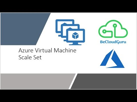 Azure Virtual Machine Scale Set Explained Step-by-Step Demo