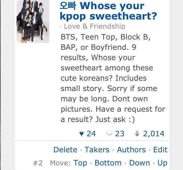 K-Pop: Kpop Quizzes Quotev