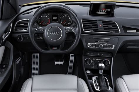 audi  interior  feature  suv price