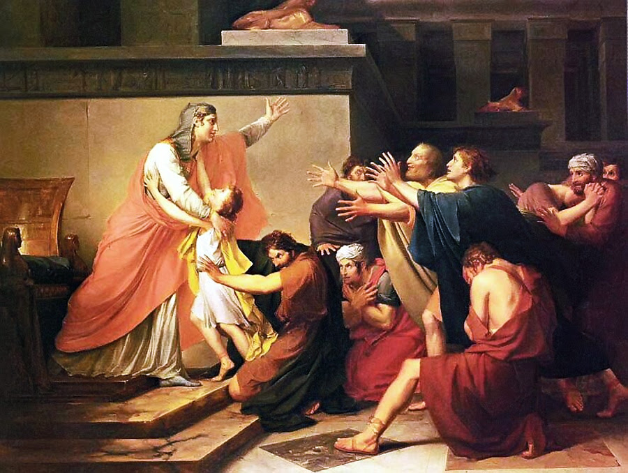 Image result for Images of Joseph forgiving his brothers