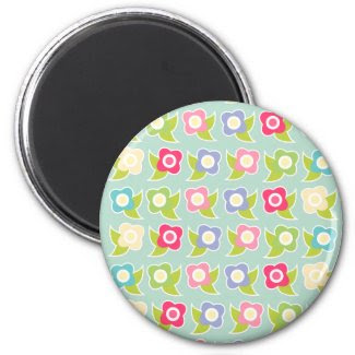Spring Fling Magnet zazzle_magnet