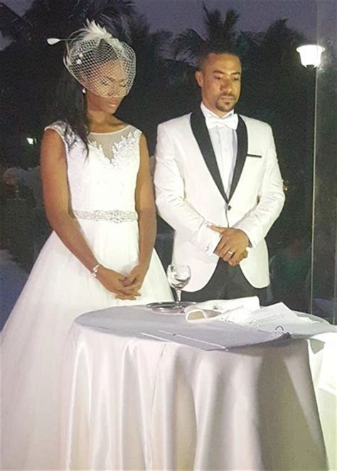 Majid Michel?s Wedding Photos: Ghallywood Actor & Wife