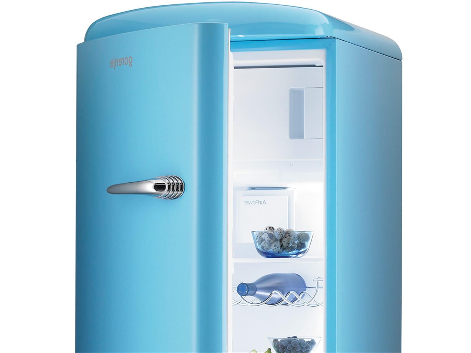 Retro Kühlschrank Dunkelgrün : Kühlschrank blau gorenje thomas s. chichester blog