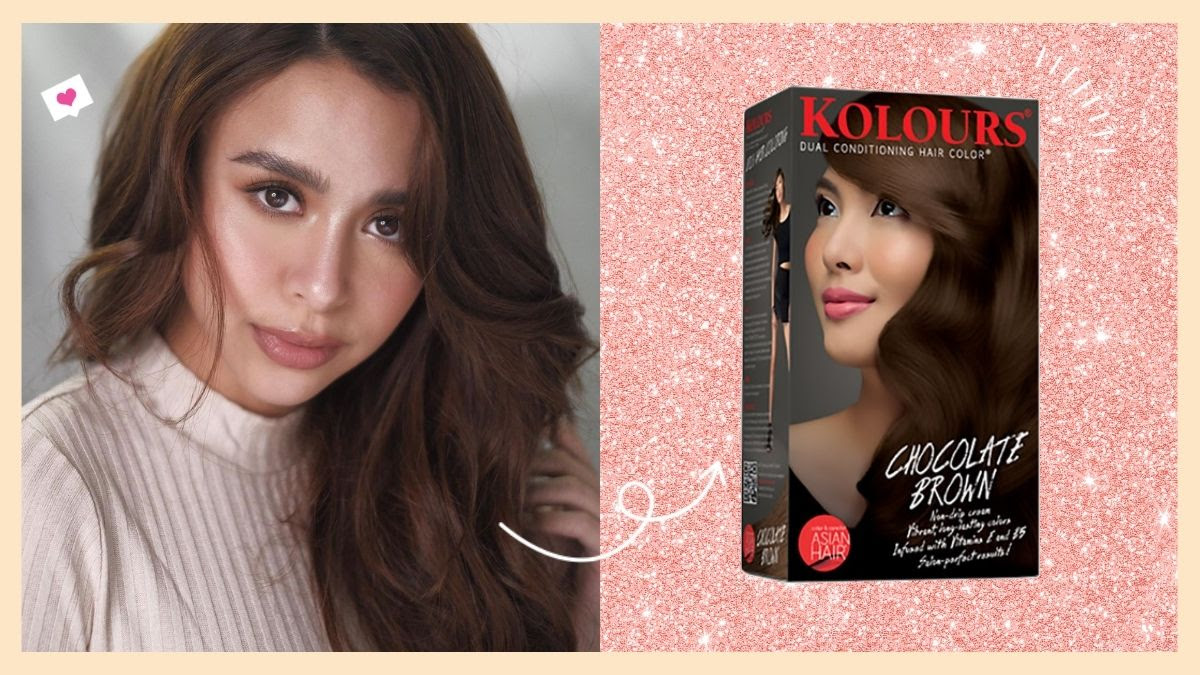 Best At Home Hair Color Box Dyes In The Philippines