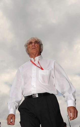 Bernie Ecclestone cumple 80 años sin intención de dejar la Fórmula 1