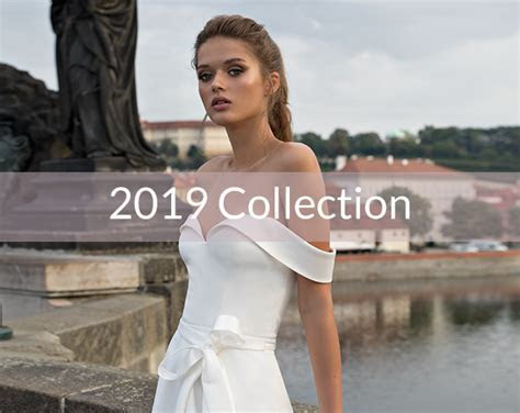 Israeli wedding dress designer   Stunning 2019 collection