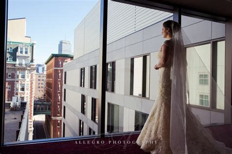 Hotel Commonwealth Wedding in Boston   Allegro Photography