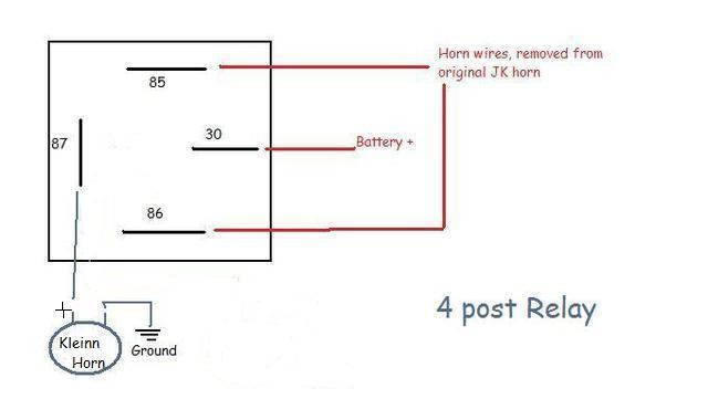 Wiring Site Resource: Kleinn Air Horn Wiring Diagram on