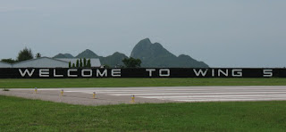 Ao Manao, home to Wing 5