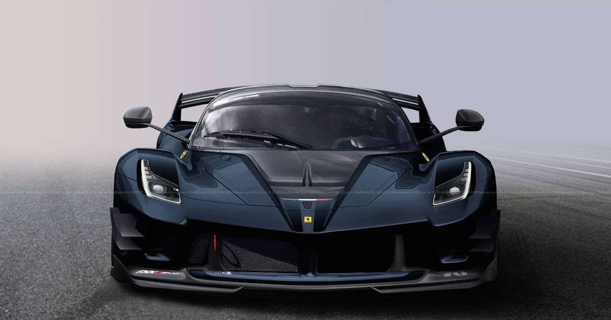 Ferrari Fxx K Evo Wallpaper