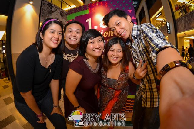 Chatime 100 stores in Malaysia + Art Movement collab [Makanlah Buah-buahan Tempatan]
