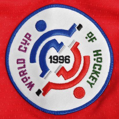 Czech Republic 1996 jersey, Czech Republic 1996 jersey