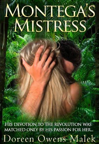 Montega's Mistress by Doreen Owens Malek