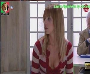 Laura Figueiredo sensual nos tempos da serie Lua Vermelha