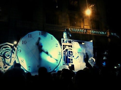 Cabalgata Reyes Bcn 2011