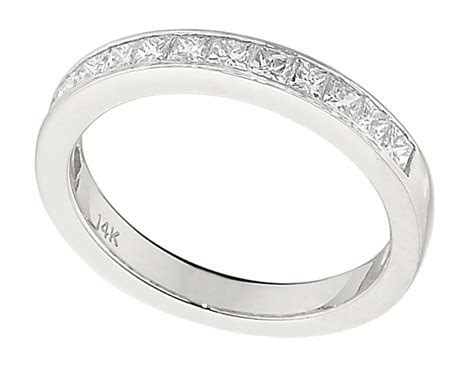 Gottlieb & Sons Engagement Ring Set: Channel Set with