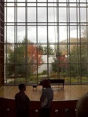 CIM's Mixon Hall - 2010-10-31