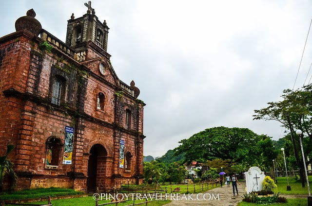 pinoy travel freak  st  michael the archangel church of