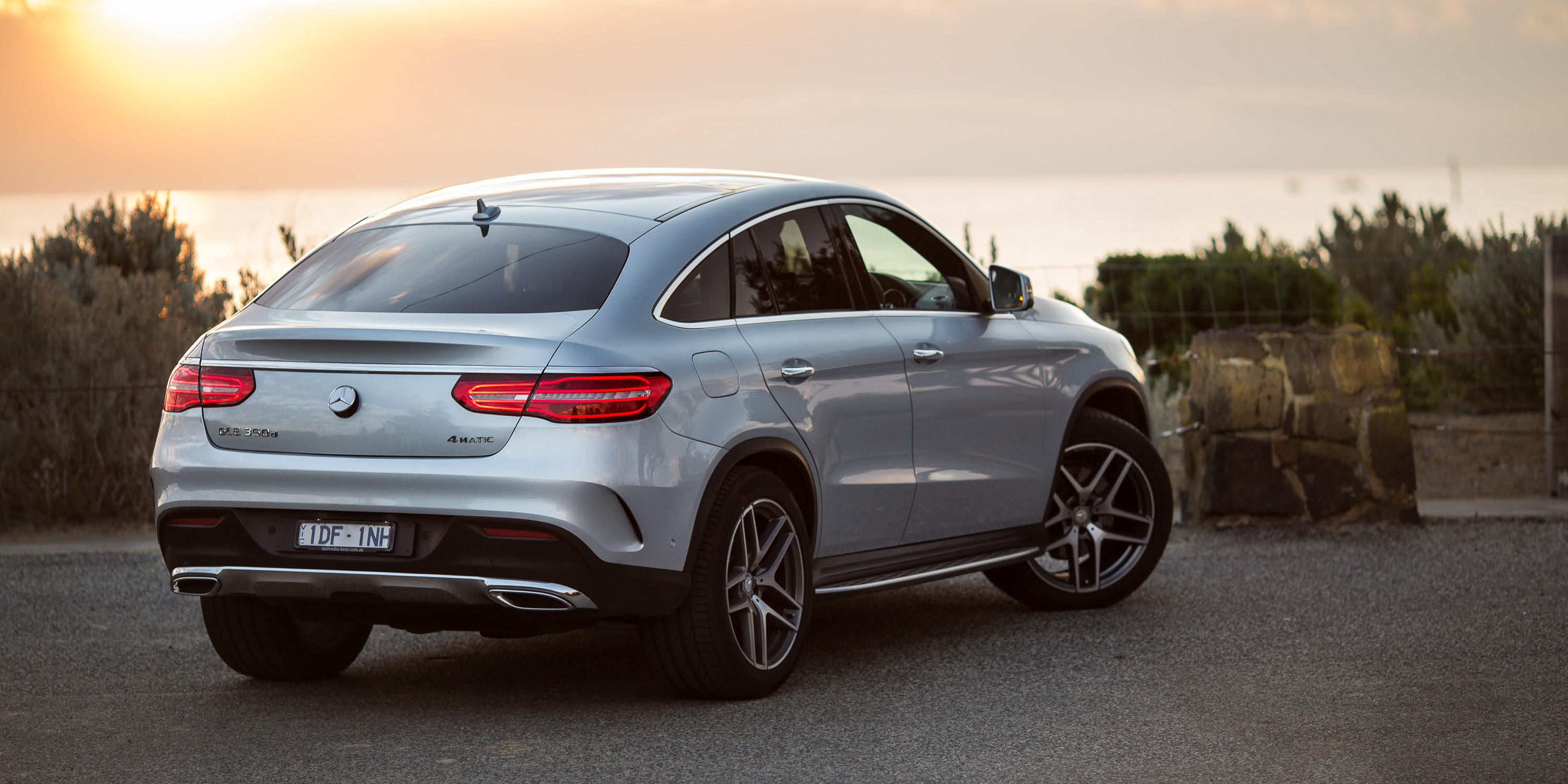 2016 Mercedes-Benz GLE 350d Coupe Review   CarAdvice