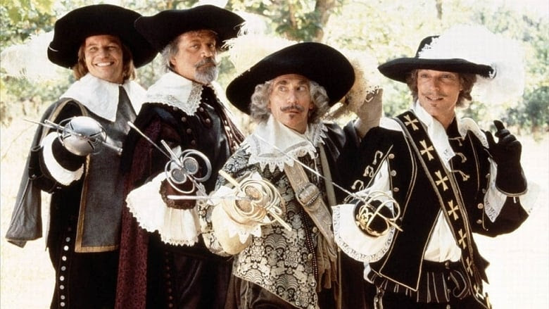The Four Musketeers Stream German