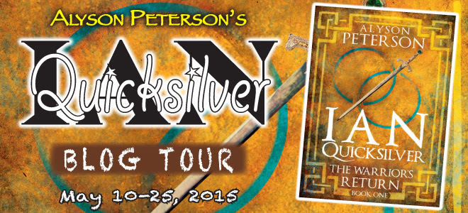 Ian Quicksilver blog tour