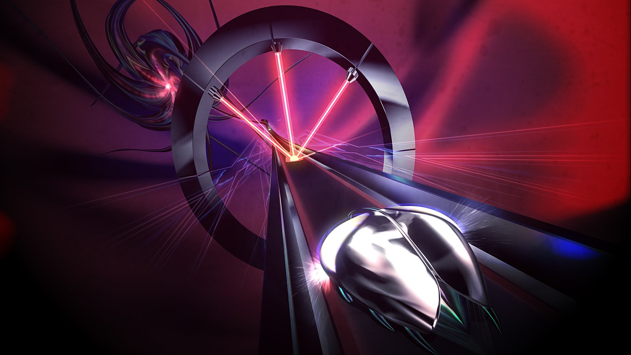 Thumper will hit Xbox One this month screenshot