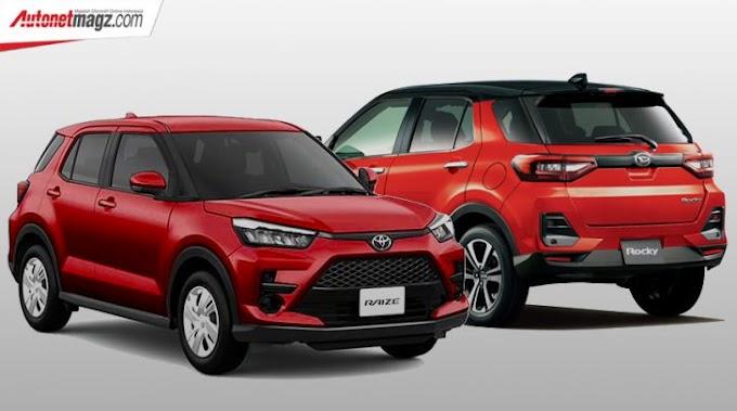 Daihatsu Rocky versi Perodua Akan Dirilis Awal 2021, Bagaimana Indonesia? oleh - toyotavios.xyz