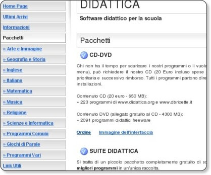 http://www.didattica.org/pack.htm