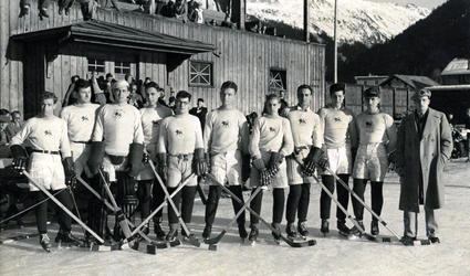 HC Davos 1920's, HC Davos 1920's