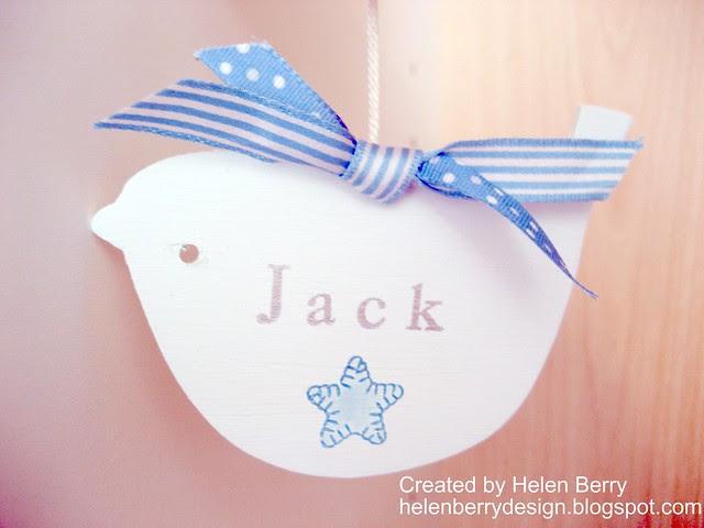 Little Jack Bird Hanger
