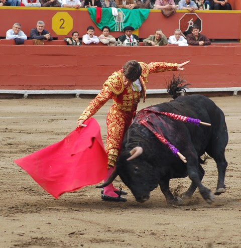 David Galán y toro Galante (La Ahumada) en Lima