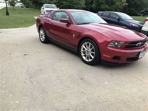 gen  ford mustang premium  automatic  sale