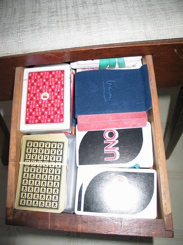 Cards?