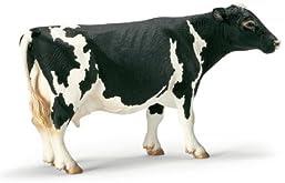 Schleich シュライヒ ホルスタイン牛 (メス)