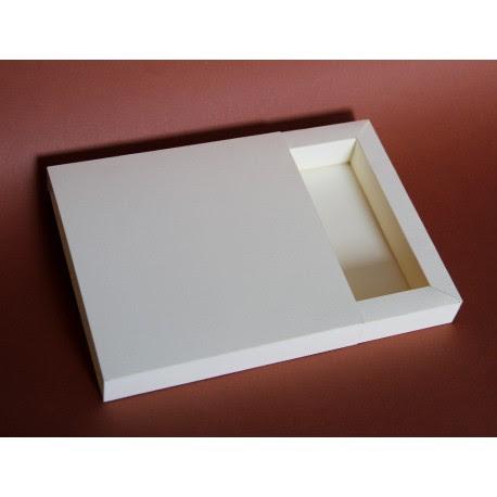 Pudełko szufladka na biżuterię, tealighty