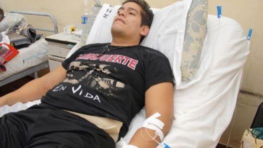Resultado de imagen para policias argentinos en hospital