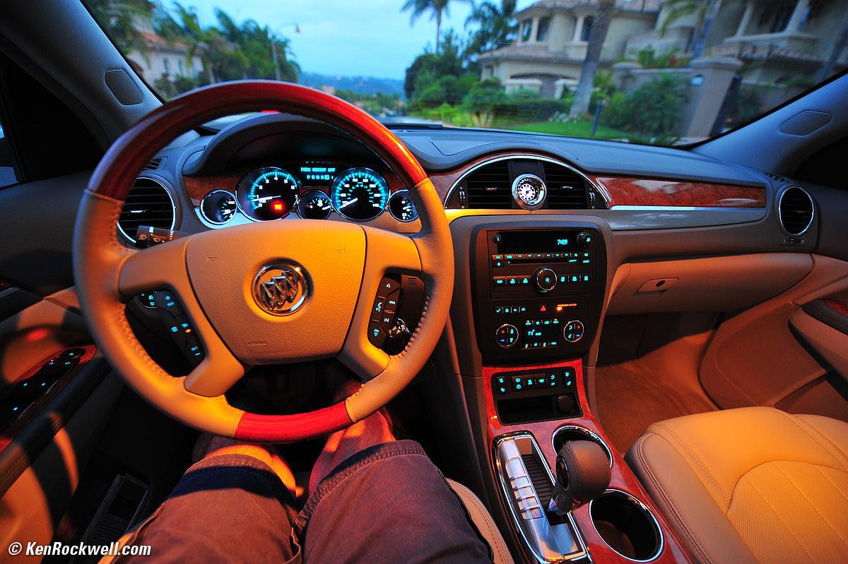Buick Enclave Comfort