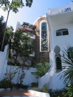 villa near Puerto Vallarta Mexico
