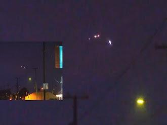 Kentucky POLICE UFO SHOCKING Encounter 2016! / Policía de Kentucky Graba a un OVNI