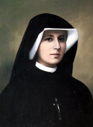 St. Maria Faustina Kowalska