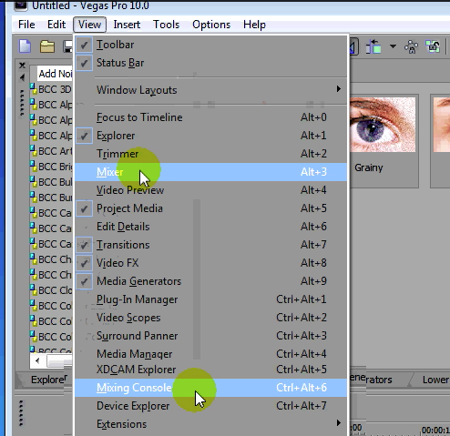 Separar Audio De Video Sony Vegas 16 Software Análisis Técnico