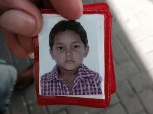 Vítima iria completar 7 anos no dia 16 de Março. (Foto: Roberta Cólen/G1)