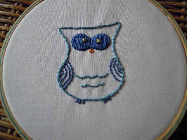 Wild Olive Owl