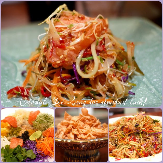 Erawan Yee Sang collage
