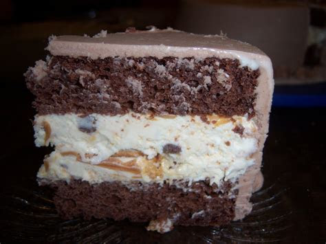 Creative Cakes By Angela: Butterfinger Ice Cream Cake