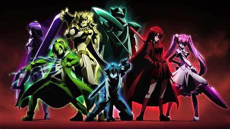 daftar perbedaan  akame ga kill versi anime  manga