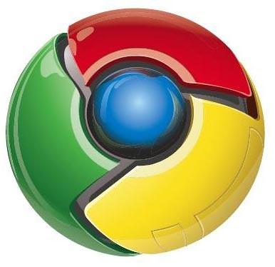 logo google chrome navegador google