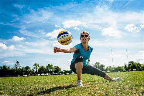 summer volleyball tournament hjorth med