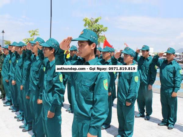 mũ dân quân tự vệ